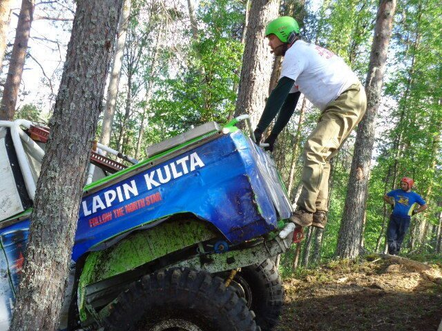 Ладога-трофи  Adventure-Open  28.05-05.06.2016  Lapin Kulta