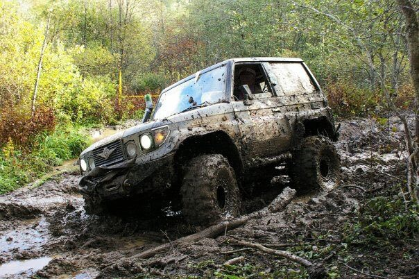Наши работы: Toyota Land Cruiser 70 Off-Road 4Х4